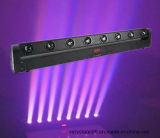 DJ / Disco / Club 8 10W CREE Quad LED Bar Beam Event Lighting