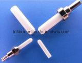 Ceramisch Sc/APC van PC /Upc/ van het Zirconiumdioxyde de Optische Metalen kap van de Vezel