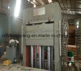 短いサイクルのメラミンLamineは\生産ラインのための熱い出版物機械を食べた