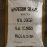 Água de cristal da agricultura do sulfato da Senhora magnésio - fertilizante solúvel