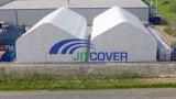 Grand bâtiment Trussed tissu bâti, tente industrielle, tente de stockage (JIT-406021PT)