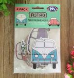 Промотирование Paper Car Air Freshener для Advertizing Gifts
