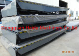 LoadingおよびUnloading Cargoのための4200mm Lengthened Dock Leveler