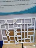 Strato del PVC della gomma piuma del PVC stampato Celuka della scheda/stampa, tagliare della gomma piuma del PVC