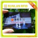 Tarjeta inteligente de RFID del precio competitivo TK4100 Chip Card / 125kHz grabable con banda magnética / tarjeta de identificación en blanco / tarjetas inteligentes NFC para la venta