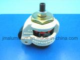 Fußrollen-Stift-Typ Rad der UnterstützungsGd-60s Footmaster für industrielles Geräten-Maschine