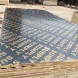 Ante el uso de la construcción de la película de color marrón/Encofrados encofrado/Madera contrachapada