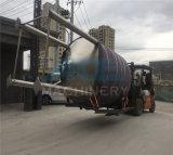 Sanitaire Vloeibare het Mengen zich van het Roestvrij staal Tank met Mengapparaat