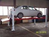 Четыре должности Автостоянка подъемник для продажи с маркировкой CE