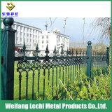 Apparence élégante clôture en fonte pour le jardin/Ferme/aire de jeux