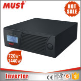 UPS domestica ad alta frequenza 2400va/1440W dell'invertitore