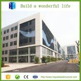 Полуфабрикат светлое стальное здание суда Badminton структуры пакгауза