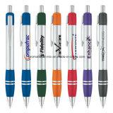 2-Tone Grip pour la promotion de stylo à bille de métal