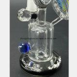 Farben-Windfang-Glaspfeife für 5.9 Zoll Glas-Rohr-