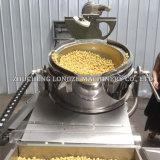 Distributeur automatique de chauffage au gaz de maïs éclaté automatique de caramel