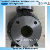 Ferro di /Cast dell'acciaio inossidabile/alloggiamento della pompa dei residui acciaio legato