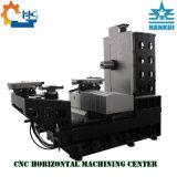 Centre d'usinage horizontal de série de commande numérique par ordinateur de la CE Hmc45