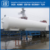 半Loxの液化天然ガスLco2のタンク自動車のトレーラーの交通機関のタンカー