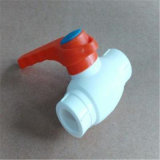 순수한 물 공급 시스템 가득 차있 플라스틱 공 벨브 PPR 관 이음쇠