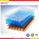 10 гарантии триппеля стены поликарбоната лет крыши листа звукоизоляционной (YM-PC-188)