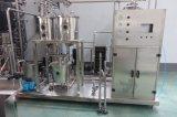 Вполне вода в бутылках 3 ключа поворота 2000bph 5000bph 6000bph 8000bph в 1 производственной линии разливая по бутылкам завода воды бутылки заполняя