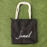 Canvas personnalisée un sac de shopping, livre Sac, Sac Recyle