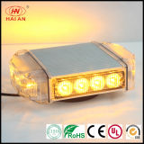Ambulance Portable Head LED Warning Light Beacon / 12V Strobe LED Mini Barre d'éclairage Attention Beacon