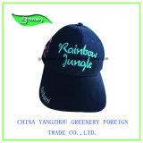 Выдвиженческая бейсбольная кепка вышивки с печатание питона