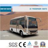 Venta caliente Toyota Coaster Autobús con asientos Passagents 19~25
