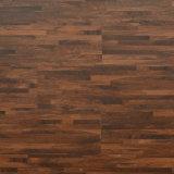 O projeto de madeira comercial seca telhas de assoalho traseiras do vinil