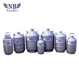 Precio del envase del tanque del nitrógeno líquido del almacenaje criogénico