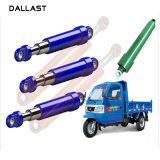 Doppio cilindro cromato idraulico sostituto per l'autocarro con cassone ribaltabile/camion dell'azienda agricola