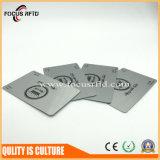 ISO 크기 차량 접근 제한을%s Contactless 이중 칩 RFID 카드
