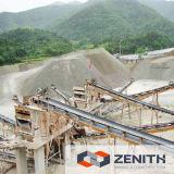 Triturador de Pedra, Planta de trituração de pedra Zenith com alta capacidade