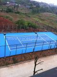 Plancher UV à rendement élevé de court de tennis de résistance