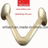 Inclinazione del calcestruzzo prefabbricato sul sistema di sollevamento pratico della frizione dell'ancoraggio del piede