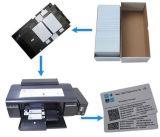 Carte d'identité Environmently Inkjet 13.56MHz carte RFID avec les deux faces imprimables directement