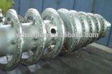 Lw400*1800n centrifugeuse d'huile à débit continu de la machine à centrifuger