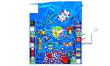 Campo da giuoco dell'interno di temi del mondo del mare dei bambini per il centro del gioco
