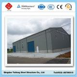 Chambre en acier de construction préfabriquée de construction de cloche d'entrepôt