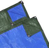 カスタマイゼーションの多目的PEの防水シートシートを着色しなさい