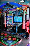 2016 In werking gestelde Muntstuk van de Machine van het Spel van de Muziek van de Arcade van de Simulator van het Vermaak van de Luxe Hotsale 3D Dansende