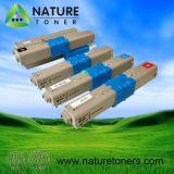 Cartucho de toner a cores compatível para Okidata C310/330/MC510/MC530/MC531/MC561/MC562