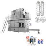 Milch /Juice/Getränke-/Karton-Ziegelsteinpak-Paket /Packing mit Schutzkappe