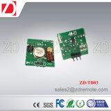 Módulo de transmissor sem fio Zd-Tb04 315 / 433MHz de tamanho pequeno para alcance de trabalho longo