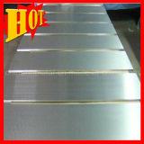 Superélasticité Feuille de nitinol à usage industriel
