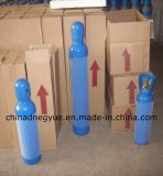 Vide N2, Ar, CO2 des bouteilles de gaz avec capacité d'eau 1-50l