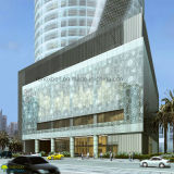 Top Office Buildings를 위한 특별히 Designed Aluminum Panels