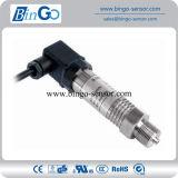 Transmissor de pressão alta temperatura para 4~20mA