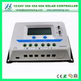 60A 12/24V太陽エネルギーシステムのための2つのUSBポートが付いている太陽充電器のコントローラ